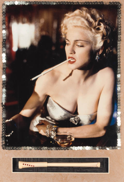 Madonna/Dick Tracey, 1990