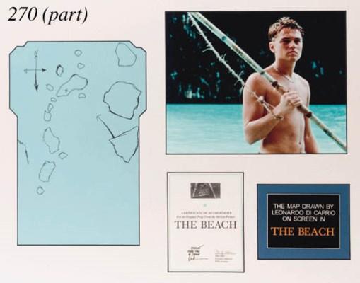 Leonardo DiCaprio/The Beach, 2