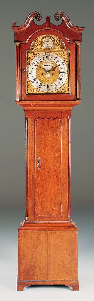 A Regency Scottish mahogany lo