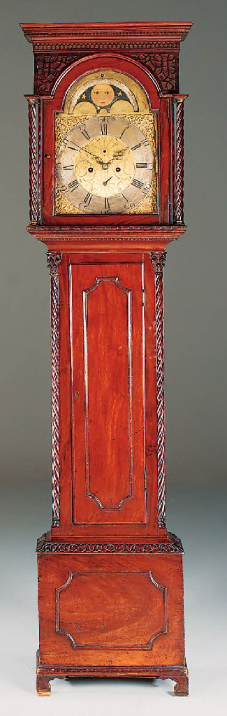A George III Scottish mahogany
