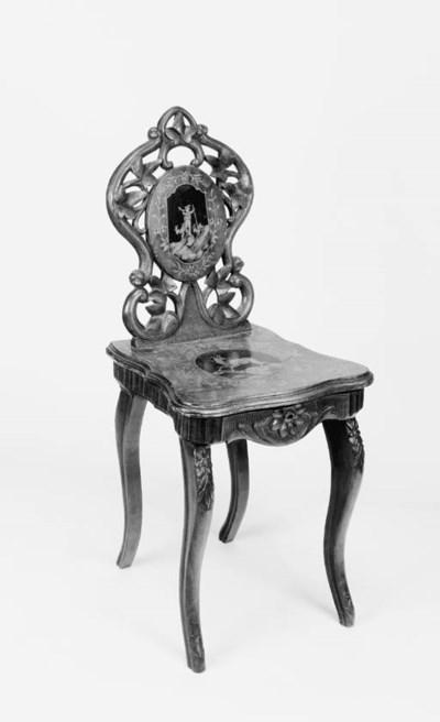 A Swiss musical chair