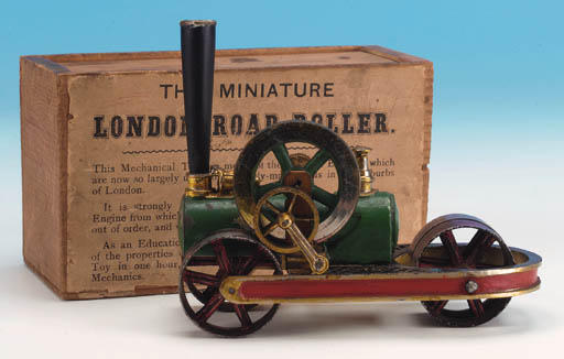 The London Road Roller