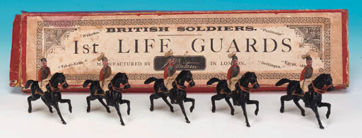 Set 1 1st Life Guards