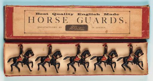 Set 2 Royal Horse Guards