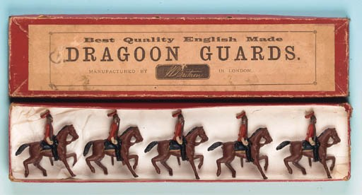 Set 3 5th Dragoon Guards