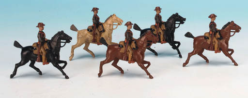 Set 105 Imperial Yeomanry
