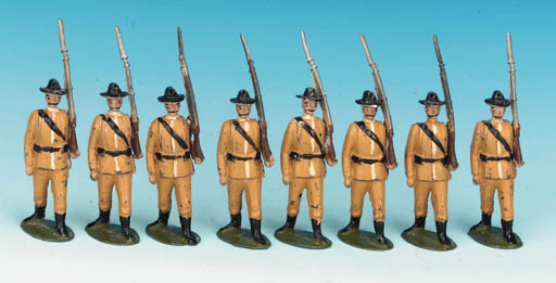 Set 26 Boer Infantry