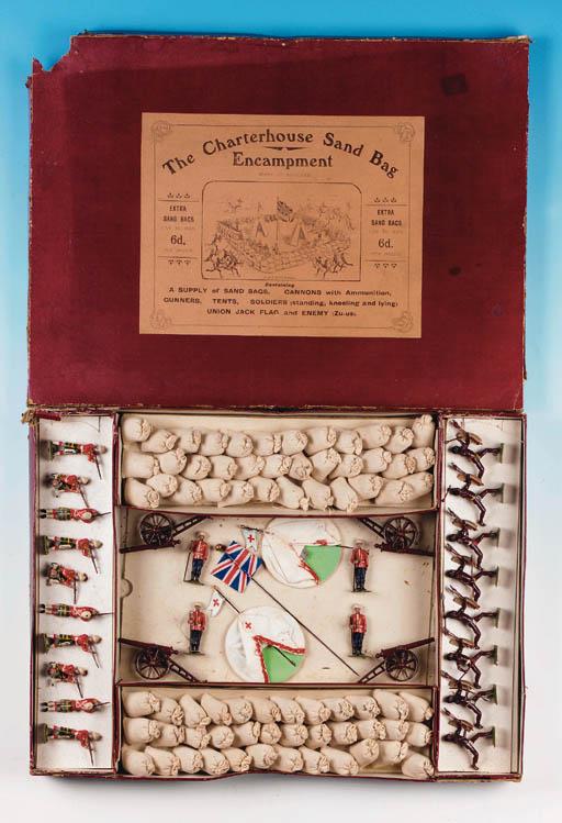 The 'Charterhouse' Sand Bag En