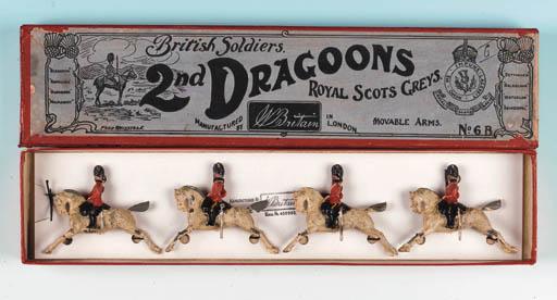 Set 6B 2nd Dragoons Royal Scot