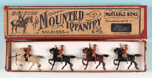 Set 15B Mounted Infantry