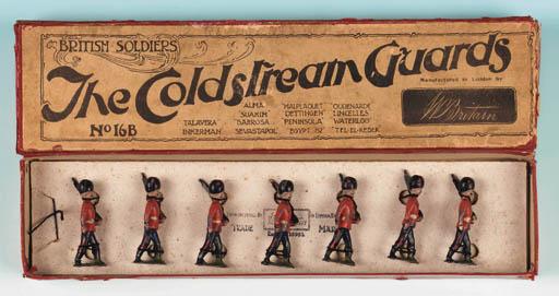 Set 16B Coldstream Guards