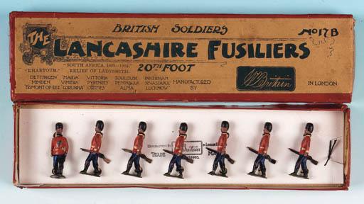 Set 17B The Lancashire Fusilie