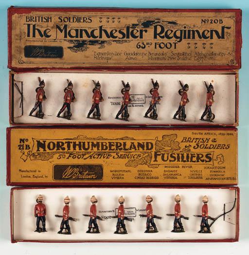 Set 20B Manchester Regiment
