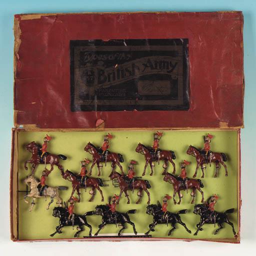 Set 57 1st Dragoon Guards