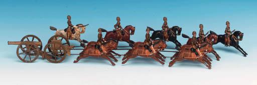 Set 126 Royal Horse Artillery