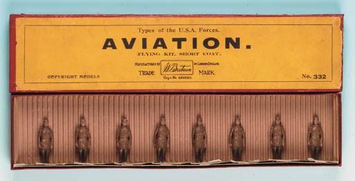 Set 32 USA Aviation Pilots in