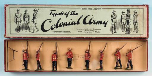 Rare Set 1632 Royal Canadian R