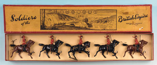 Very rare Set 1629 Lord Strath