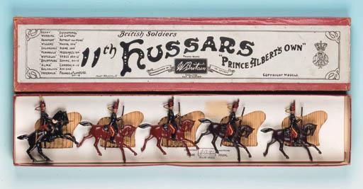 Set 12 11th Hussars