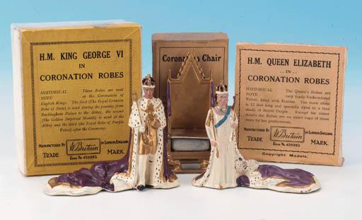 Set 1473 Coronation of H.M. Ge