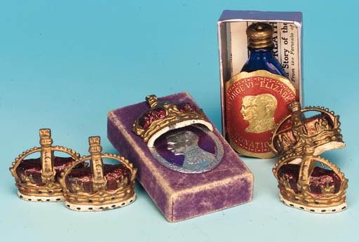 Coronation of H.M. King George