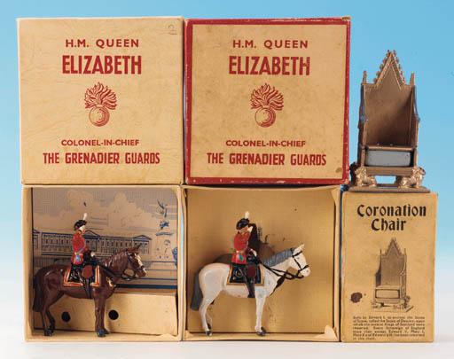 Set 2065 H.. Queen Elizabeth,