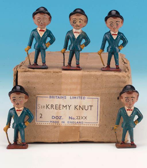 No.22xx Sir Kreemy Knut