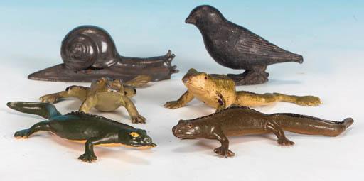 Garden Ornaments - Amphibians
