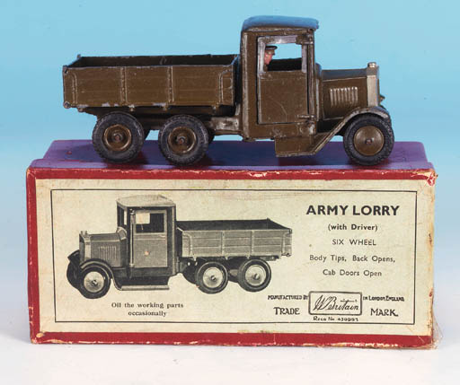 Set 1335 Army Lorry