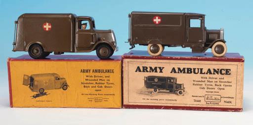 Army Motor Ambulance