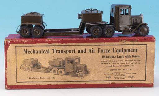 Set 1641 Underslung Lorry