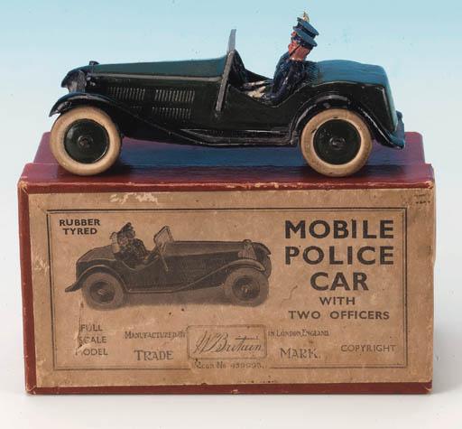 Set 1413 Mobile Police Car