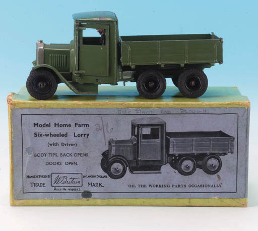 Set 60F Farm Lorry