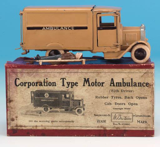 Rare Set 1514 Corperation Type