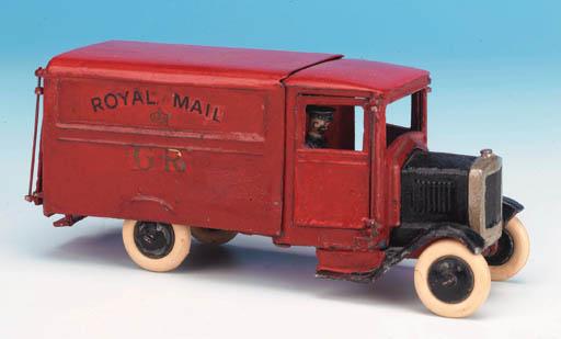 Very rare Set 1552 Royal Mail