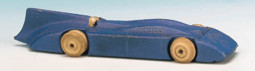 Rare Set 329B Bluebird Speed R