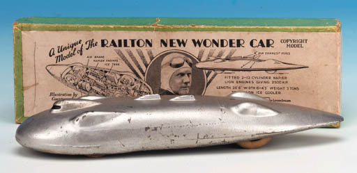 Set 1656 Railton New Wonder Ca