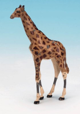 Rare No.912 Adult Giraffe