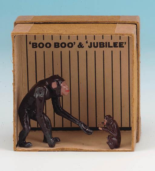 Boo Boo and Jubilee, 1935