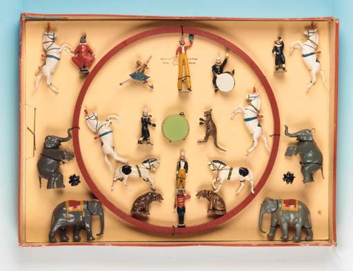 Set 1539 Mammoth Circus Displa