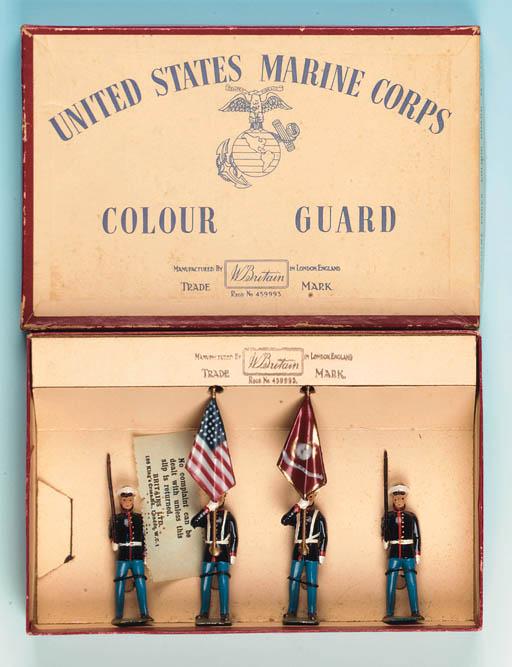 Set 2101 Colour Guard of the U
