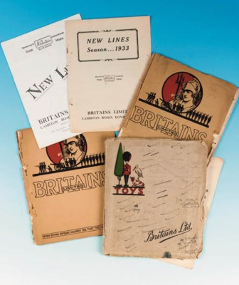 Catalogues 1933-1939