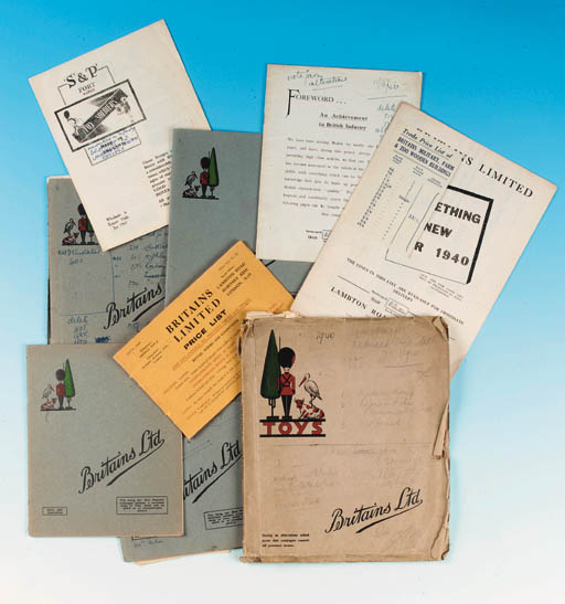 Catalogues 1940s
