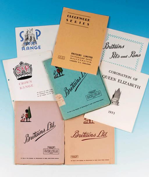 Catalogues 1951-55