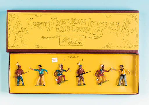 Set 8000 North American Indian