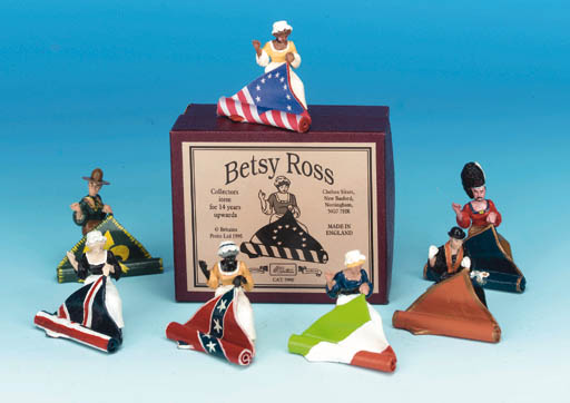 THE BETSY ROSS INCIDENT
