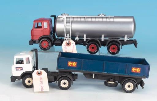 Prototype Iveco Trucks