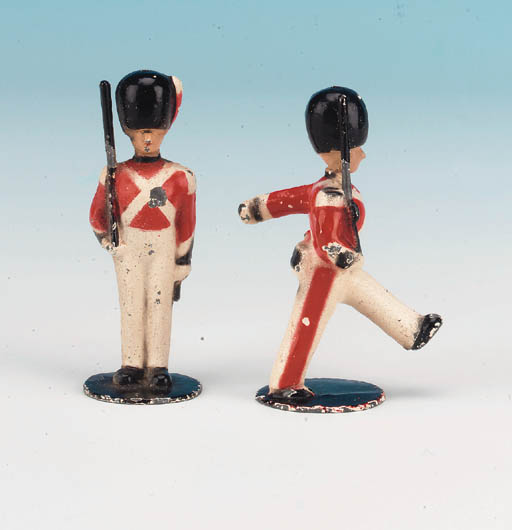 Toy Town Soldiers
