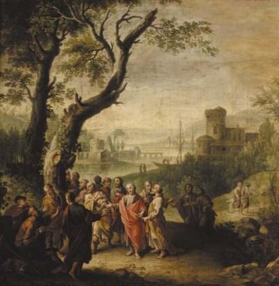 Follower of Jacopo Amigoni