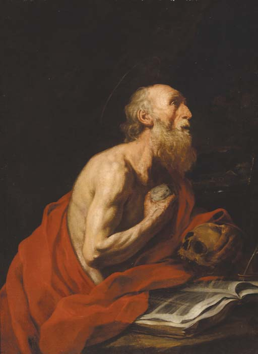 Follower of Jusepe de Ribera,
